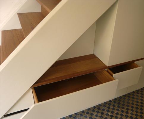 Christoph kiltz garderobe treppe for Garderobe treppe