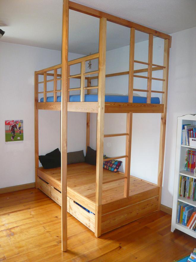 christoph kiltz hochbett. Black Bedroom Furniture Sets. Home Design Ideas